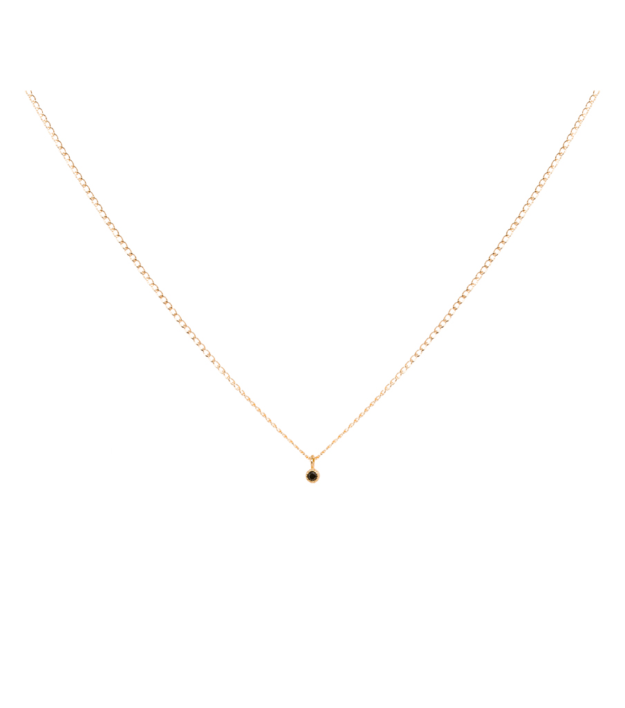 ketting-goud-charmy-black-productfoto